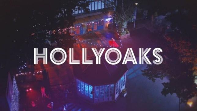 the Hollyoaks logo