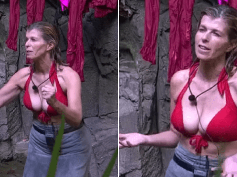 I'm A Celebrity's Kate Garraway confesses female contestants restricted cameras so they could shower in private