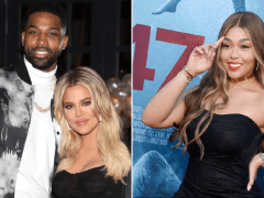 Khloe Kardashian forgives Tristan Thompson and Jordyn Woods and wants us all to move on