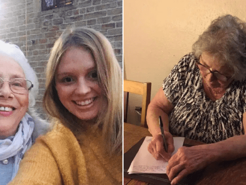 Old people are creating 'letters to our grandchildren' but they need more writers