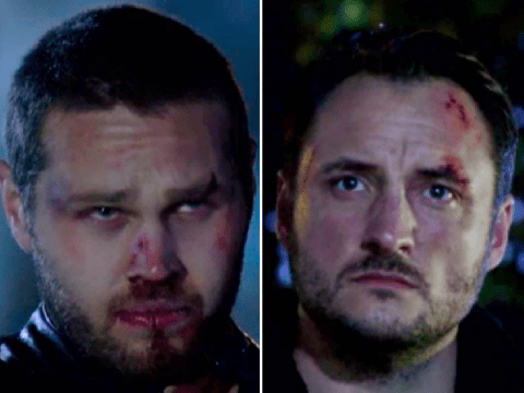 EastEnders spoilers: Shock twist as Keanu Taylor is alive — and Martin Fowler and Linda Carter faked his death