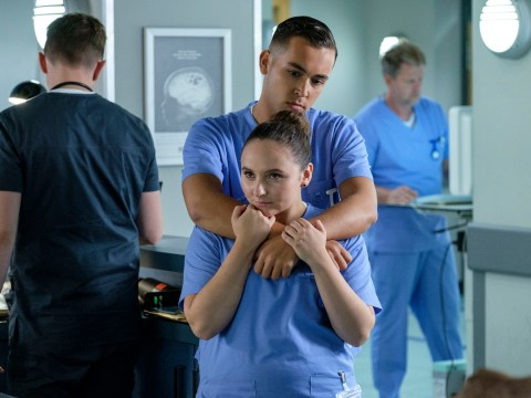 Casualty review with spoilers: Bombshell in the ED as a colleague is found dead