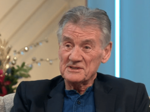 Worzel Gummidge Christmas special filming halted as Michael Palin 'struggled to breathe'