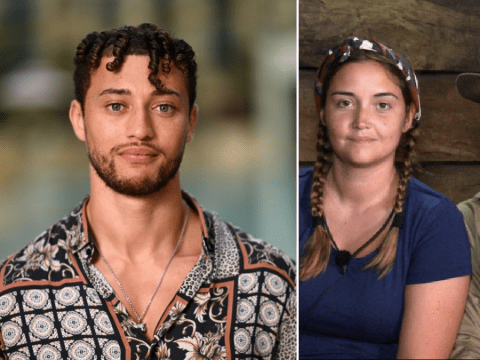I'm A Celebrity's Myles Stephenson breaks silence on off-air chat with Jacqueline Jossa about Dan Osborne and Gabby Allen 'fling'