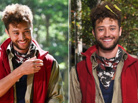 I'm A Celebrity's Myles Stephenson admits he wasn't going to do show after being voted off