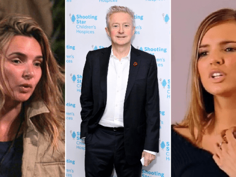 I'm A Celebrity's Nadine Coyle admits Louis Walsh 'forced her' to audition for Girls Aloud