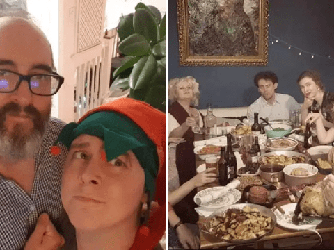 These friends open their door to strangers on Christmas Day – and even hire a car to pick them up