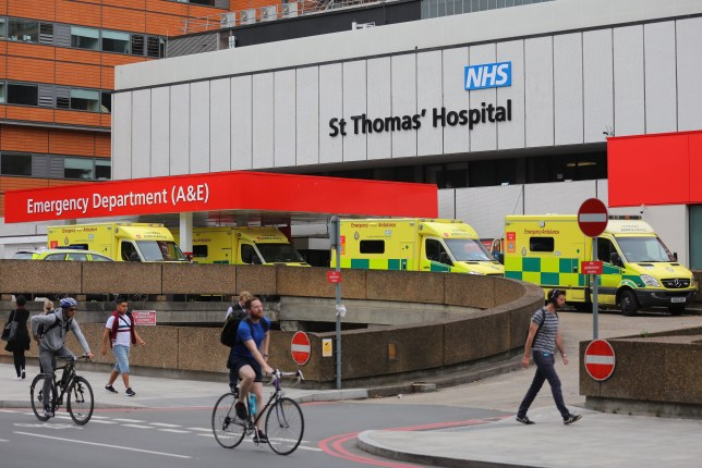 Patient in Britain diagnosed with monkeypox