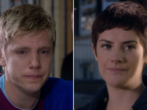 Emmerdale spoilers: What does Robert Sugden's letter to Victoria Barton say?