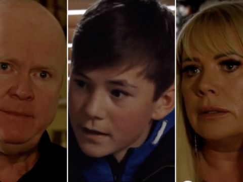 EastEnders spoilers: Phil Mitchell uses Denny Rickman to hurt Sharon