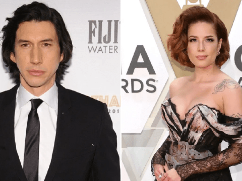Adam Driver and Halsey announced as first Saturday Night Live stars of 2020