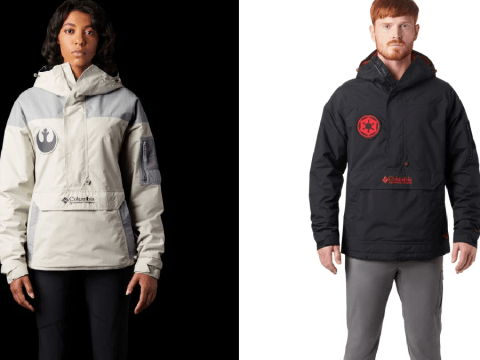 Columbia launches special edition Star Wars jackets – in 'dark side' and 'light side' colours