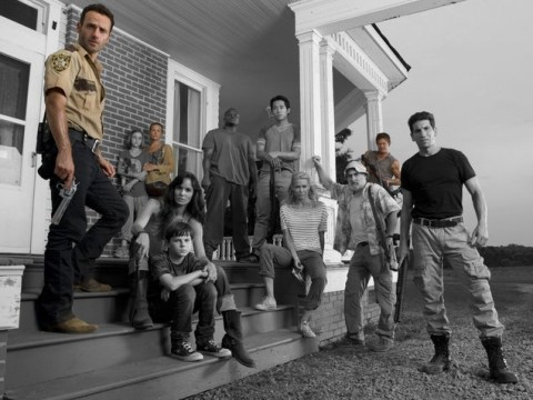 The Walking Dead manages to get even bleaker with original cast photo ahead of season 10B