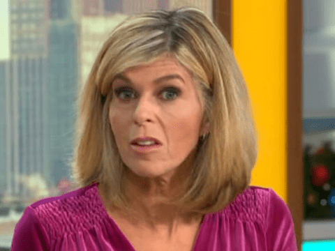 Kate Garraway trolled with alarm clocks on Good Morning Britain return after sleeping through first show