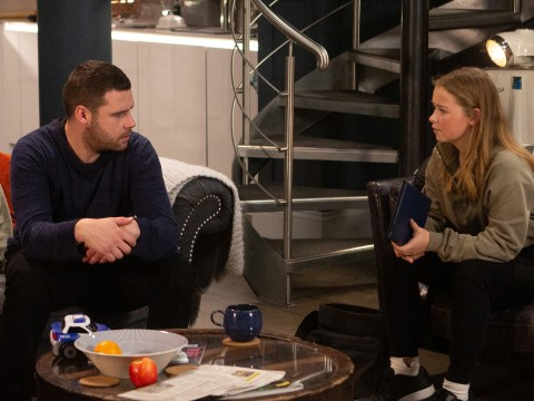 Emmerdale spoilers: Aaron Dingle tries to make amends to Liv tonight