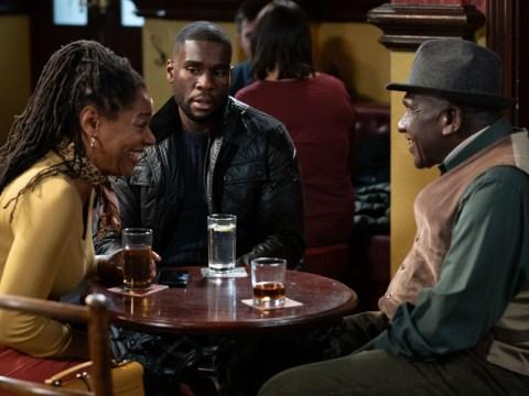 EastEnders spoilers: Patrick Trueman discovers Sheree's secret son Isaac