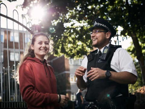 Three MET officers reveal how they found their perfect career in policing – and what it is REALLY like on London's streets today