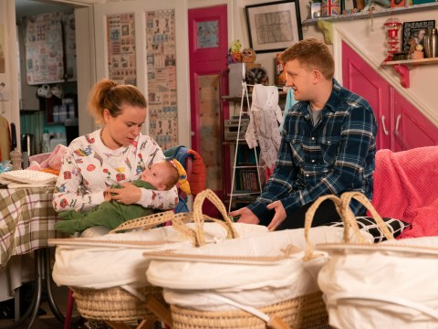 Coronation Street spoilers: Gemma Winter and Chesney Brown discover that baby Aled has profound hearing loss