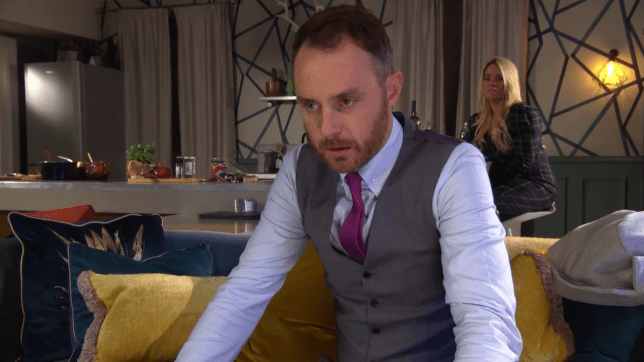 Hollyoaks spoilers: James Nightingale hands himself into the police after Jesse Donovan's shocking discovery?