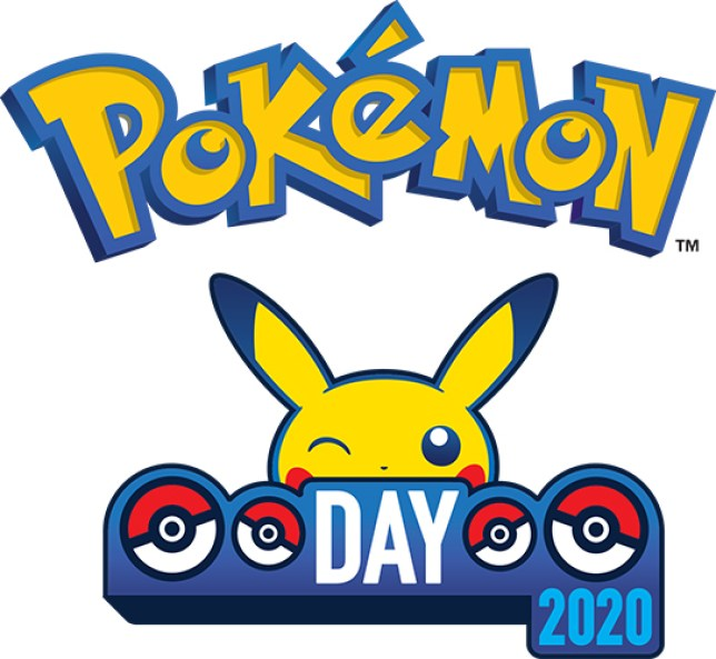 Pokemon Day 2020 logo
