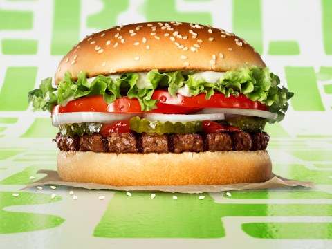 Burger King is launching a plant-based Rebel Whopper in the UK today – but it's not actually vegan or vegetarian