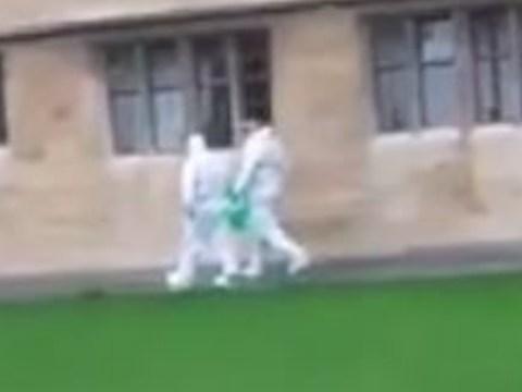 Bristol student rushed to hospital with 'flu-like symptoms' amid coronavirus crisis