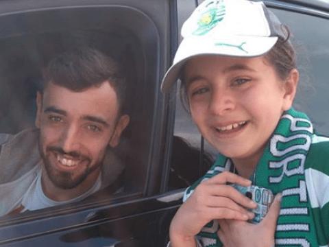 Bruno Fernandes confirms Man Utd transfer with emotional goodbye to Sporting fan