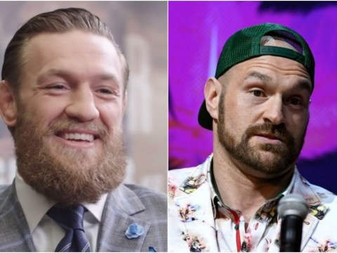 Conor McGregor claims Tyson Fury lied about talks over MMA training