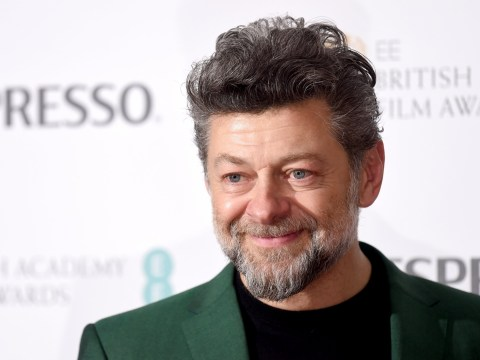 Andy Serkis to be honoured at Baftas for outstanding contribution to cinema