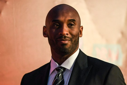 SHENZHEN, CHINA - MARCH 16: Kobe Bryant during the FIBA Basketball World Cup 2019 Draw Ceremony on March 16, 2019 in Shenzhen, China. (Photo by Clicks Images/Getty Images)