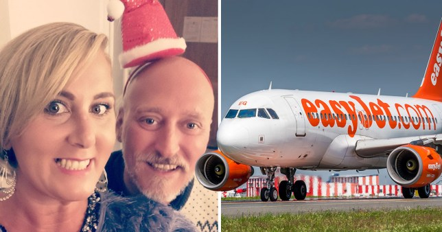 Easyjet flight was diverted twice after disruptive passenger was aggressive