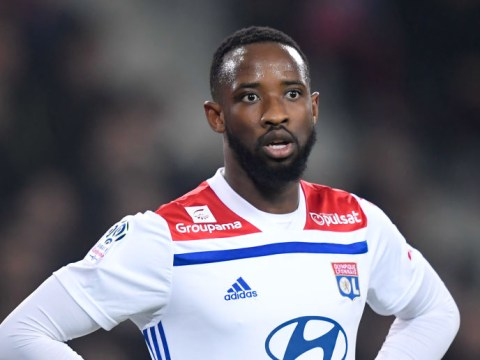 Moussa Dembele has verbal agreement with Chelsea but Lyon playing hardball over transfer