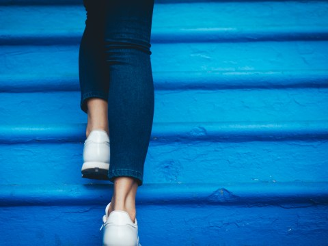 We start to struggle with everyday activities 'like walking up stairs' at age 60