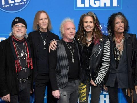Aerosmith break silence as drummer Joey Kramer sues band over Grammys 2020 snub