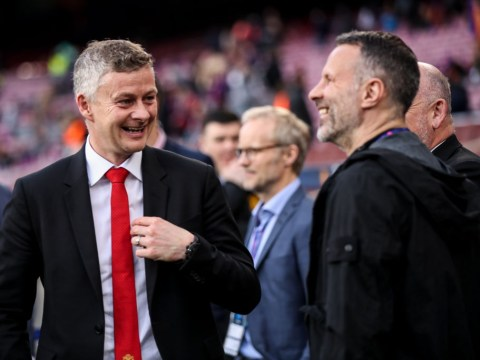Ryan Giggs 'feels sorry' for Ole Gunnar Solskjaer amid Paul Pogba transfer speculation