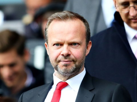 Manchester United fans sing 'Ed Woodward is a w****r' during win against Norwich City