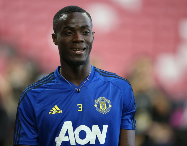 Eric Bailly is set to make his first appearance of the season for Manchester United