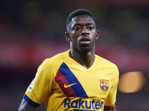 Barcelona star Ousmane Dembele 'likes' Instagram post linking him with Liverpool transfer