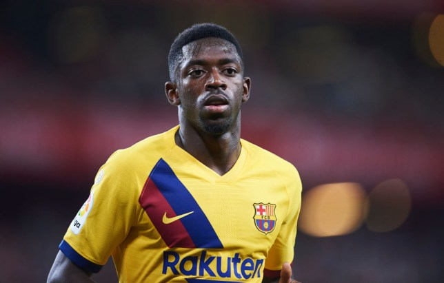 Barcelona star Ousmane Dembele linked with Liverpool