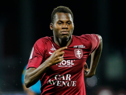 Chelsea submit bid to sign Metz striker Habib Diallo