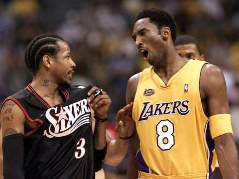 Allen Iverson 'devastated and heartbroken' over Kobe Bryant's death