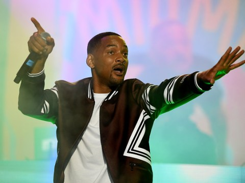 Will Smith's scolding from grandma reason he rarely swore in rap songs
