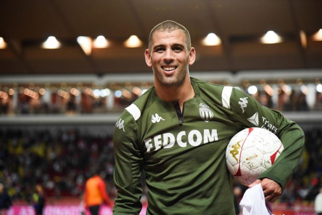 Islam Slimani is reportedly keen to join Manchester United