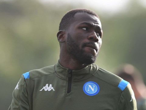 Napoli willing to strike deal with Manchester United for Kalidou Koulibaly
