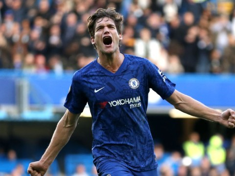 Chelsea willing to let Marcos Alonso leave this transfer window with Inter Milan keen on the full-back