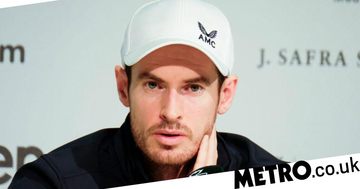 Andy Murray suffers fresh injury setback after pulling out of Australian Open