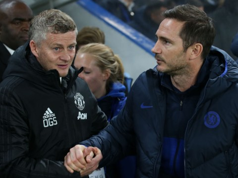 Frank Lampard defends Ole Gunnar Solskjaer over Marcus Rashford injury