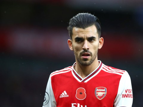 Mikel Arteta reveals conversation with Dani Ceballos over Arsenal future