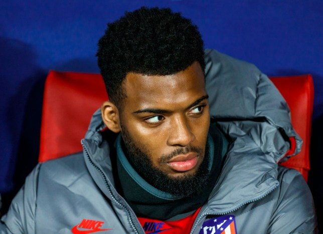Atletico Madrid are prepared to offer Thomas Lemar to Arsenal in exchange for Alexandre Lacazette