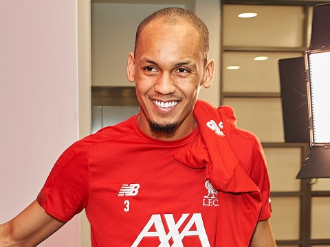 Liverpool boss Jurgen Klopp provides Fabinho injury update ahead of Everton clash